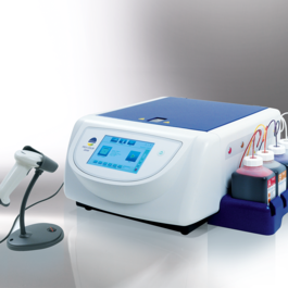 Automated Gram staining PREVI® Color
